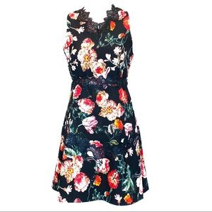 New! CHELSEA28 | Foxie Floral Dress